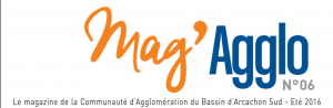 Couverture Mag Agglo N°6