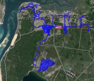 Plan local réseaux haut débit Bassin d'Arcachon Sud Bassin