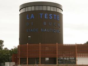 Photo bâtiment Stade nautique La Teste de Buch