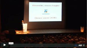 Madame Des Esgaulx discours voeux 2016