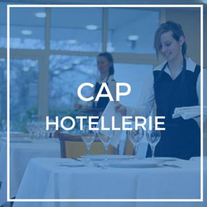Bouton CAP Hotellerie