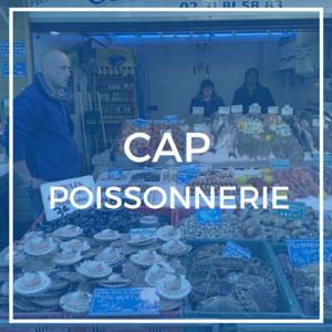 Bouton CAP Poissonnerie