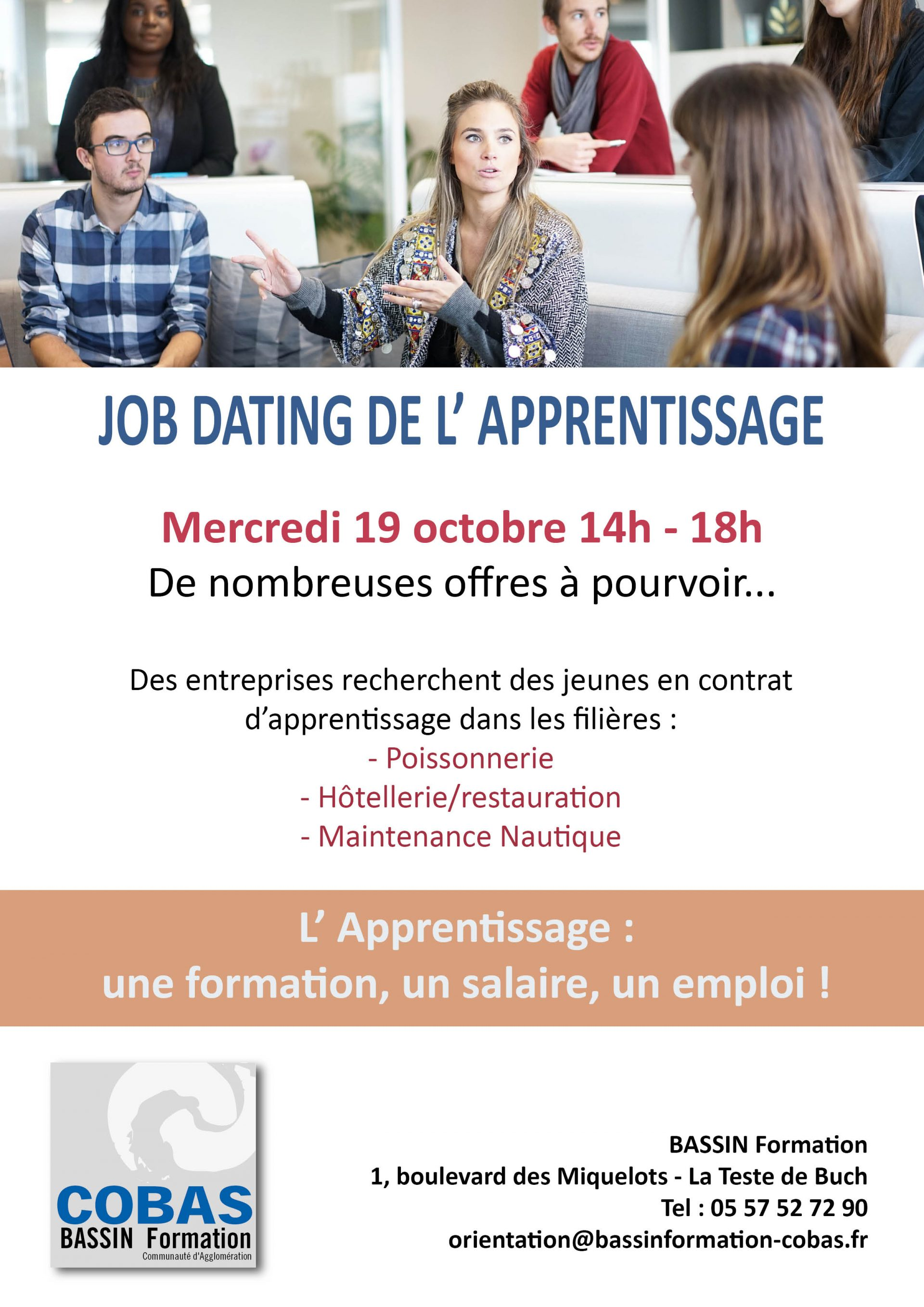 Speed dating nounous marcq en baroeul