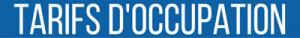 Bouton Tarifs d'occupation pépinière entreprises COBAS