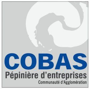 Logo pépinière d'entreprises COBAS