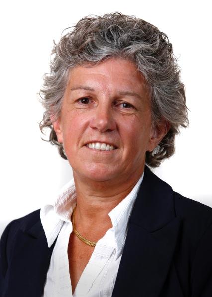 Portrait Brigitte Grondona