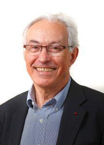 Portrait Claude Vergneres