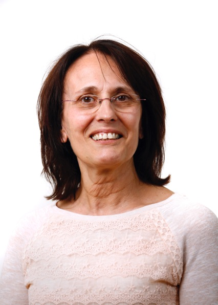Portrait Sylviane Stome