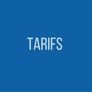 Bouton Tarifs