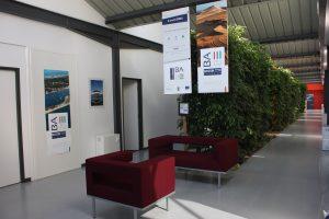 Locaux intérieur Agence BA2E