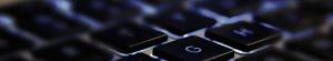 Zoom sur un clavier