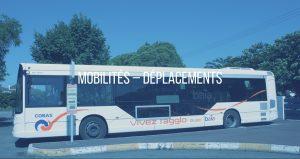 Bouton mobilités - Déplacements