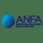 Logo ANFA Services de l'Automobile et de la Mobilité