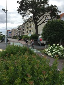 Photo piste cyclable Arcachon