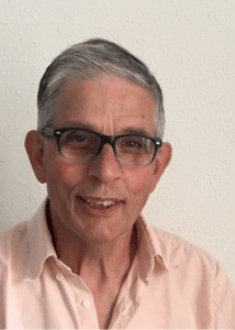 Photo portrait élu Gujan-Mestras COBAS Jean-Jacques Guignier