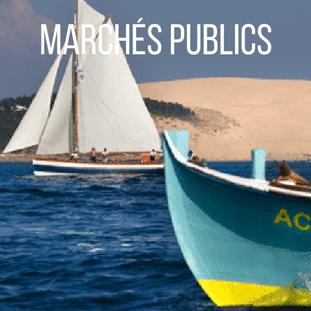 LISTE DES MARCHES CONCLUS AU COURS DE L'ANNÉE 2015