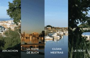 villes du bassin COBAS